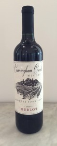 Cunningham Creek Winery Merlot